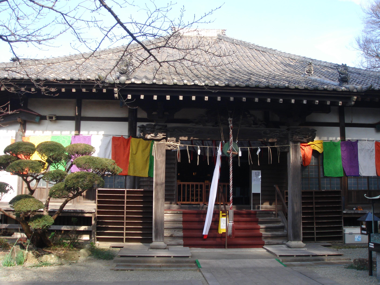 ⑥東昌寺(福禄寿)